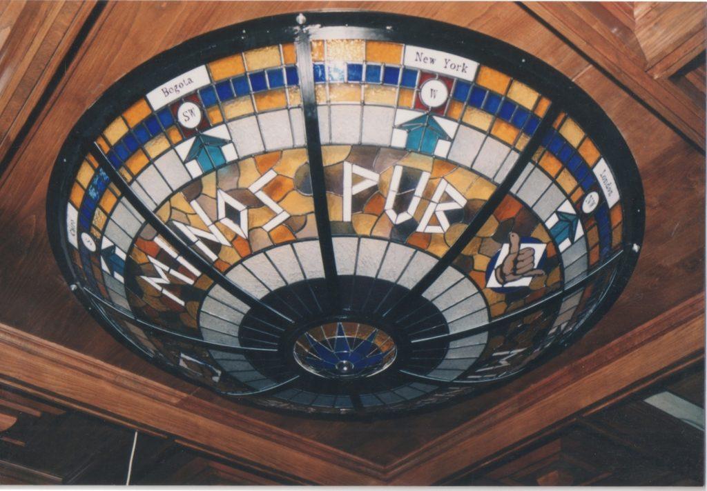 Minos Pub ceiling lamp