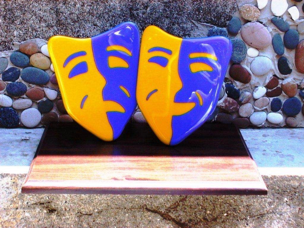 theatre masks 009